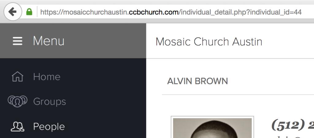 CCB Person Search